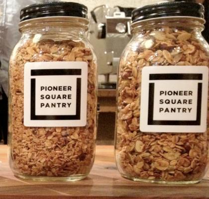 Pioneer Square Pantry granola