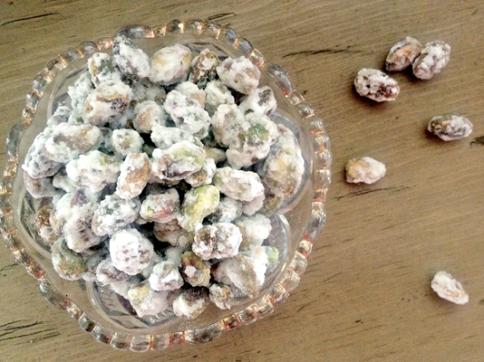 Crystallized Pistachios