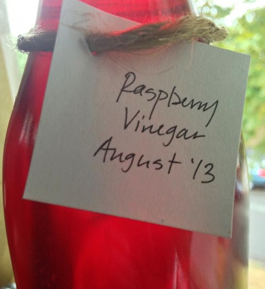 raspberryvinegar